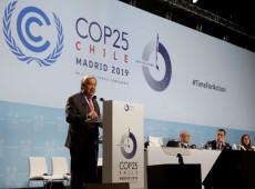 """""""A Antártida degela três vezes mais rápido que o previsto"""", alerta chefe da ONU na COP25"""