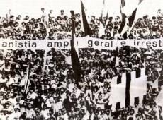 História da Anistia no Brasil é de resistência contra autoritarismo e precisa ser contada