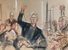 Saúde de Assange, fundador do WikiLeaks, continua a se deteriorar em prisão britânica