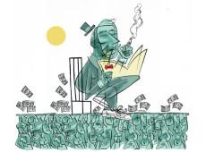"""""""A economia precisa se recentrar no bem-estar das famílias e na sustentabilidade do planeta"""""""