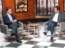 """""""Parceria da grande imprensa com a Lava Jato é ideológica e comercial"""", diz Glenn Greenwald"""