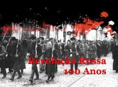 Um dia como hoje na Rússia, há cem anos