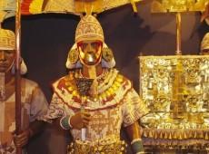 Senhores Mochicas e as riquezas arqueológicas do Incario