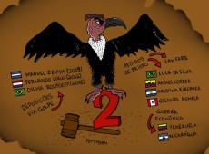 O Condor segue voando: desta vez, o alvo da operação guiada pelos EUA é a Venezuela