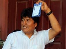 Primárias bolivianas reafirmam Evo Morales  e Movimento ao Socialismo