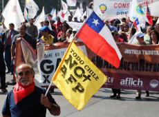 No Chile, capitalização traz miséria à aposentadoria e desnacionalização à economia