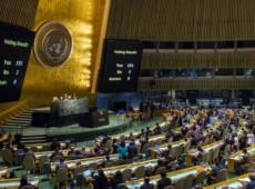 Durante 27 anos ONU manifesta rechaço ao bloqueio dos Estados Unidos contra Cuba