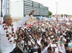 Na trincheira contra o imperialismo dos EUA, López Obrador completou 100 dias de governo