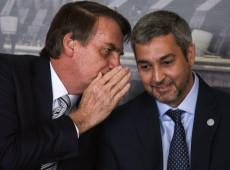 Jair Bolsonaro e Abdo Benítez: as cláusulas secretas do neoliberalismo latino-americano