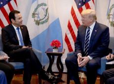 Guatemala: Donald Trump e Jimmy Morales, os avatares de um país pobre e (in)seguro