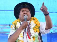 Bolívia: A um mês da eleição presidencial, pesquisa aponta vitória de Evo Morales