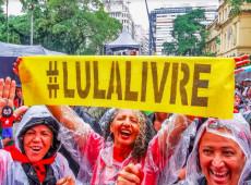 Acompanhe minuto a minuto as atrações do Festival Lula Livre