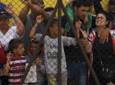 """Menores migrantes são levados para """"campos de detenção"""" ilegais espalhados na Europa"""