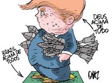 Bolsonarismo: Chega de intermediários. Donald Trump para presidente do Brasil!