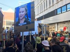 Justin Trudeau navega na onda de Greta Thunberg para buscar reeleição no Canadá