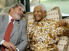 """Crime de Lula foi, ao contrário de alguns, realmente colocar o """"Brasil acima de tudo"""""""