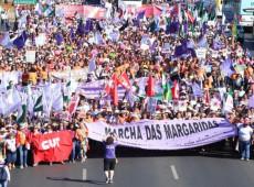 100 mil margaridas vão marchar pela Esplanada do Planalto por uma vida livre de violências