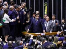 """Três momentos tétricos da """"reforma"""" da Previdência comandada pelo """"general"""" Maia"""