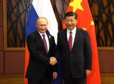 Aliança estratégica entre China e Rússia define surgimento de uma nova era multipolar