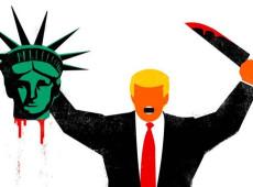 """Donald Trump se autoproclama como """"Campeão da Liberdade"""". Será mesmo?"""