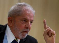 """Lula: """"Esse discurso das hienas não foi feito pra vocês, foi feito pros milicianos dele"""""""