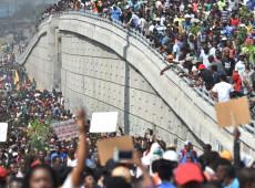 Pelo sétimo dia consecutivo, haitianos vão às ruas pedir renúncia de presidente