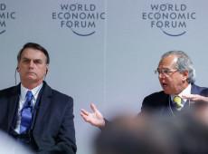 No governo, Bolsonaro provoca fuga recorde de 44,7 bilhões de dólares em 2019
