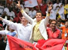 Golpe contra Nasralla em Honduras