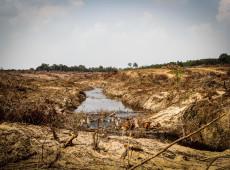 Barragens hidroelétricas também causam grandes crimes ambientais no Brasil