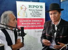 """""""Bolívia está superando Estado republicano colonial"""", diz chanceler boliviano"""