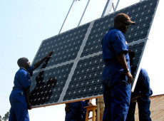 Revolução tecnológica na África planeja torná-la vanguarda na produção de energia limpa