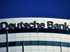 Crise no Deutsche Bank deixa mundo à beira de colapso com proporção similar a 2008