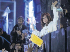 Sinceramente, Cristina Fernández de Kirchner pretende ganhar as eleições