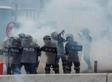 Médicos e professores hondurenhos realizam mobilizações e protestos contra privatizações