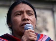Crescimento da intenção de voto em líder indígena assusta elite na Guatemala
