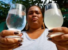 Mais de 1 milhão de pessoas sofrem com falta de fornecimento de água limpa no RJ