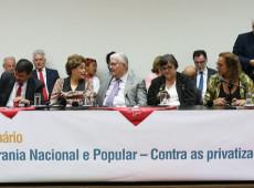 Futuro do Brasil está ameaçado sob Bolsonaro, alerta manifesto em defesa da soberania
