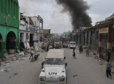 Os 80 tiros que vêm de longe: Comando Militar do Leste fez escola de massacre no Haiti