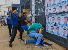 """Evo rechaça agressão a seu partido: """"fascismo contra a democracia na Bolívia"""""""