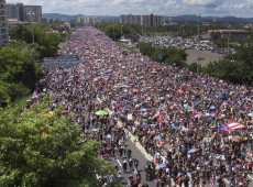 """Porto Rico: """"Somos pacientes, mas não somos covardes"""", diz líder do Movimento Libertador"""