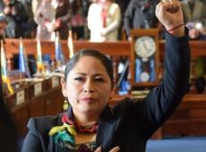 """""""Não podemos dizer nada, somos ameaçados com processos penais"""", diz senadora boliviana"""