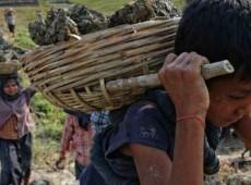 Trabalho infantil diante de conflitos e catástrofes