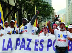 Retorno à luta armada das FARC seria estratégia de sobrevivência física e política