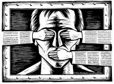 """A importância das """"apitadas"""" na disputa pela democracia e liberdade de imprensa nos EUA"""