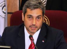 Ameaçado de impeachment por caso Itaipu, presidente do Paraguai é reprovado por 70%