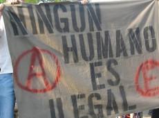 Nenhum ser humano é ilegal. Como é a vida dos indocumentados em seu país?