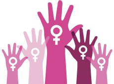 O feminismo é isso: pés no chão, cabeças altivas e conquistas nas mãos das mulheres