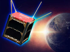 Primeiro satélite colocado em órbita em 23 anos: México finalmente lança o Aztech Sat-1