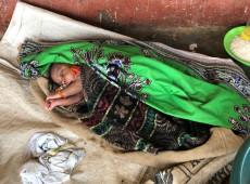 Moçambique: Nascida no meio do Ciclone Idai, bebê Tereza traz esperança