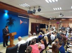 Cuba denuncia prática de genocídio em bloqueio econômico realizado pelos EUA